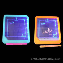 Flashing LED Board LED Writing Board Withe Nite Write Pen (10134378)