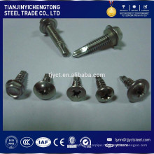 C1008~C1035 stainless steel machine screws
