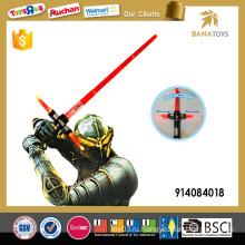 Телескопический лазерный меч со звуком