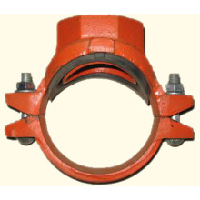 Butt Welding Ductile Iron Pipe Fittings