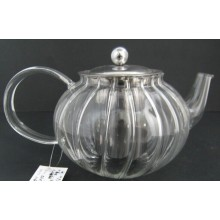 Borosilicate Glass Teapot for Home Decoration