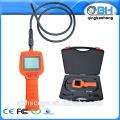 """flexible endoscopy with gooseneck tube 2.4"""" HD borescope camera"""