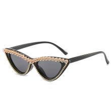 cat eye diamond 2020 new arrivals unique retro fashion shades custom designer luxury plastic sunglasses women 72125