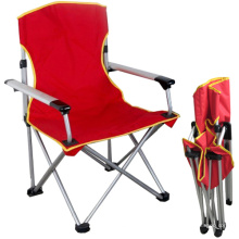 Silla de camping plegables con respaldo alto (SP-112)