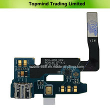 Dock Charger Charging Port Flex Cable for Samsung Galaxy Note II Sch-I605/ Sgh-T889/ Sph-L900/ Sgh-I317