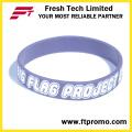 Hochwertiges Custom Debossed / Embssed / Print Silikon Wristband