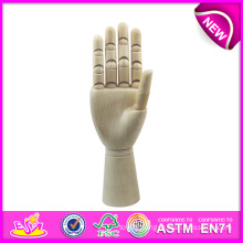 Artist Wooden Manikin, Manikins Hand, Wooden Hand Model, Wooden Craft, Cheap Wooden Manikin Hands for Sale W06D042
