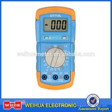 Multimètre numérique DT710L à bas prix avec testeur de piles
