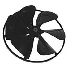 Bon moule adapté aux besoins du client de ventilateur de moule de moulage par injection de radiateur adapté aux besoins du client