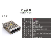 Omwot-40 Triple Output Switch Power Supply