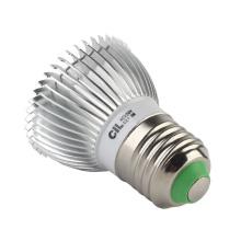 Guter Preis 3W LED Lamp Cup (Farbe kann geschnitten werden)
