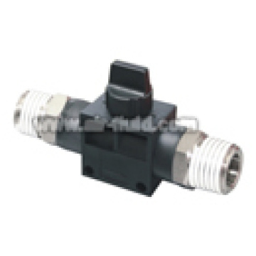 Luft-/ Flüssigkeits-HVSS 3 Auslassventil Weg Ventil Rohr BSPT X BSPT