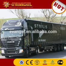 mini caminhonete caminhões de carga pequena marca IVECO para venda 10t dimensões de caminhão de carga
