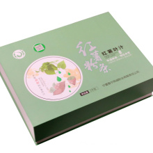 Sweet potato starch sliver sweet potato leaf juice gift box