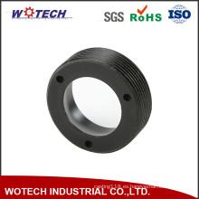 Pieza mecánica de torneado del CNC plástico de alta calidad que trabaja a máquina