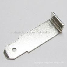 90 Grad 250 L Form Stahl vernickelt Schweißanschluss für elektrische Wasserkocher / Elektroheizung verwendet