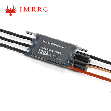 Seaking Pro 120A Waterproof Brushless ESC For Boats