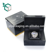 Custom Printed Paper Cylinder Cheap Watch Gift Box