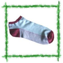 Knitted fashion tube warmer soft ankle women socks