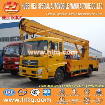 New DONGFENG Tianjin HLQ5160GJKD aerial work truck 24M good quality hot sale for sale