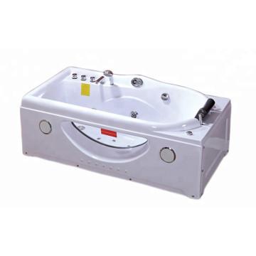 Panneau de commande d'ordinateur de baignoire de massage en acrylique