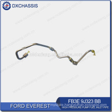 Genuine Everest High Pressure Pump Fuel Inlet Pipe FB3E 9J323 BB