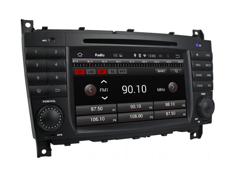 Benz w203 android 7.1 car gps systems (1)