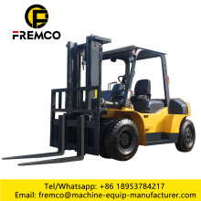 Forklift Material Handling Equipment 10 Ton