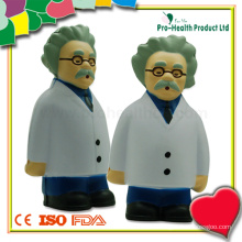 Promotional Fun Doctor Shape PU Stress Ball