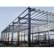 Prefabricated Steel Structure Frame Erection (KXD-SSB1279)