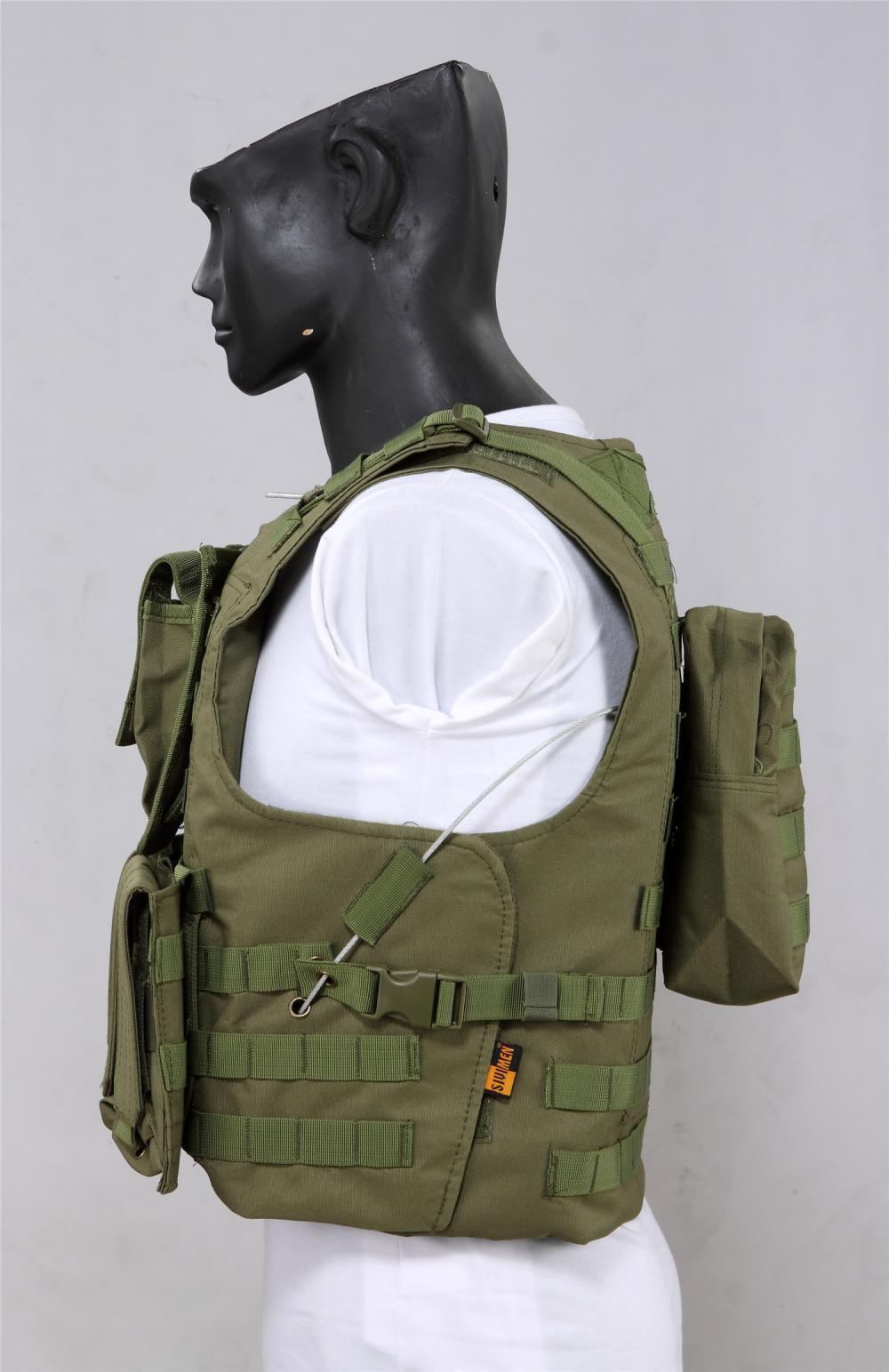 NIJ Standard Tactical Vest