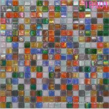 Mosaico de vidrio Mosaico Iridium Mezcla