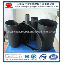 Conveyor Belt of Tubular with High Elasticity Prevent Leakage
