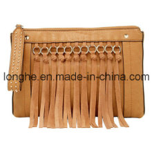 Designer Front Fringe Fashion Lady Handtasche (ly0149)