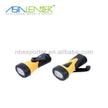 high quality dynamo led flashlight