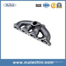 Fábrica personalizada ISO9001turbo Exaustão Manifold Iron Casting