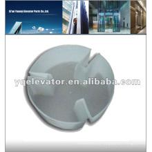 Taza de aceite de plástico de ascensor