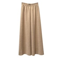 New Fashion Knitted Flared Pants Großhandel