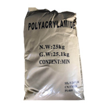 Anionic polyacrylamide PAM water treatment agent
