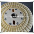 Bobina de bobina plástica del ABS de 800m m para el cable del cable eléctrico