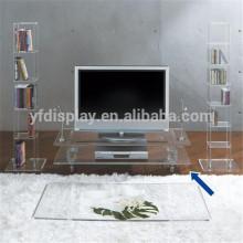 Meubles acryliques pour la décoration en gros, table acrylique, meubles de lucite