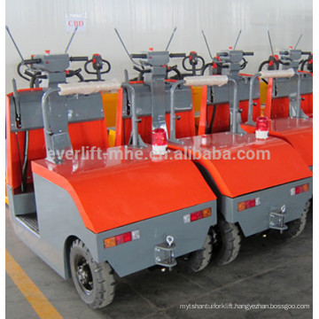 3000kg 5000kg 3 ton 5 ton Seated Electric Tow Tractor