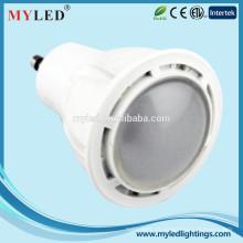 2015 Nova Fábrica Pomotion SMD2835 GU10 LED Ponto Luz 7w Preço Baixo