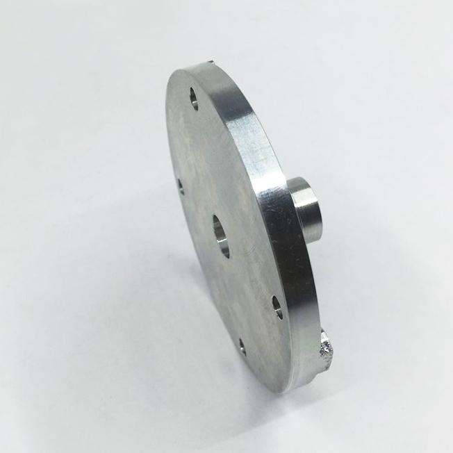 machining aluminum parts