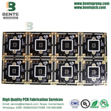 4 camadas 1oz Multilayer PCB FR4 Tg170 ENIG 3U