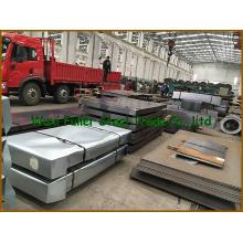 Q345 Carbon Steel Plate nach Preis pro Tonne