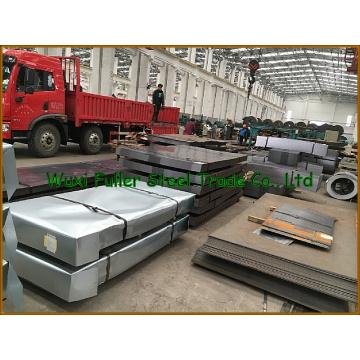 Placa de acero al carbono Q345 por precio por tonelada