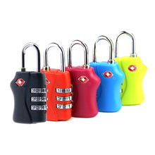 Tsa338 Combination Lock Travel Luggage or Bag Code Padlock