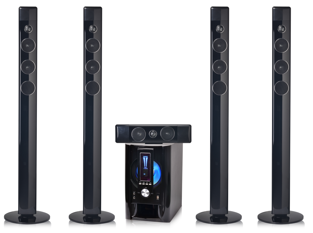 Wireless Creative Home Theater 5 1 Speaker System China