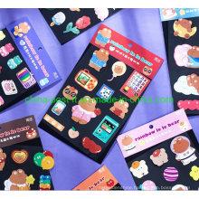 Cute Cartoon Design Decoration Stickers